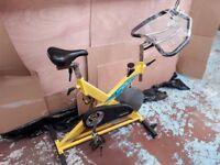 Life Fitness leMond Spinning bike- full commercial VGC just serviced £200