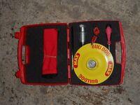 Bulldog Max Caravan wheel lock