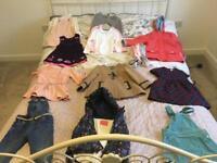 Girls Clothing Bundle 2-3 Zara, Next, M&S, Jojo