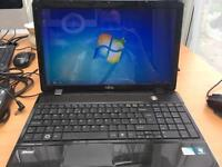 Fujitsu lifebook ah531 £90 is gone today will remove once gone