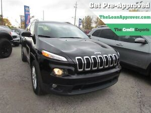 2015 Jeep Cherokee North | ONE OWNER | 4X4 | BLUETOOTH | SAT RAD