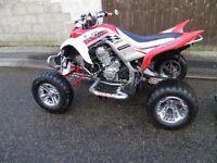 Yamaha Raptor 700r SE Quad