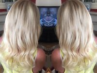 Mobile hairdresser, Extensions, Balayage