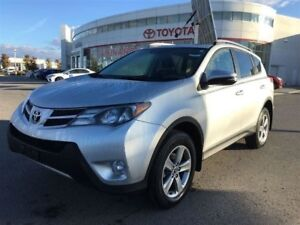 2015 Toyota RAV4 XLE - Toyota Certified, 160-Point Inspection!!