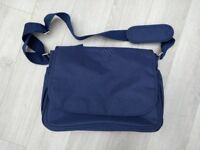 Mothercare changing bag with integrated changing mat - excellent condition