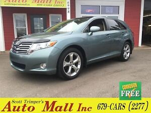 2009 Toyota Venza V6 Wagon AWD! Power Roof
