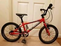 Islabike CNOC 16 children's bike in red