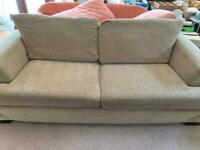 Free Cream Sofa!