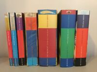 Harry Potter full 7 book collection