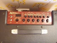 YAMAHA DG60 FX-112 60W Digital Modelling Guitar Combo Amp in Excellent Condition
