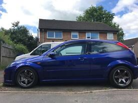 Mk1 Ford Focus rs