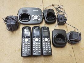 Panasonic home phone set