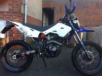 Road legal 125 16plate
