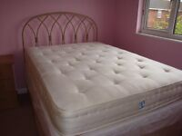 Excellent condition Reylon double mattress