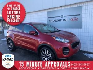 2019 Kia Sportage EX *LEATHER, HEATED SEATS*