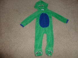 Crocodile Outfit 12-18 months