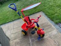 Little Tikes 3-in-1 Trike - Hardly used excellent condition