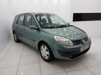 RENAULT GRAND SCENIC 1.6 VVT EXPRESSION - 12 MONTH MOT - 7 SEATER - LOW MILES - £0 DEPOSIT FINANCE
