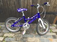 """Two 16"""" Rayleigh Girls Bikes Starz for sale 40 pounds each (buy separately or both... twins?)"""