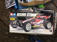 Tamiya Rising Storm RC Car