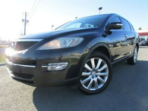 2009 Mazda CX-9 GT AWD A/C CRUISE CUIR TOIT OUVRANT!!!