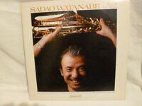 Vinyl LP of Sadao Watanabe, fill up the night 1983