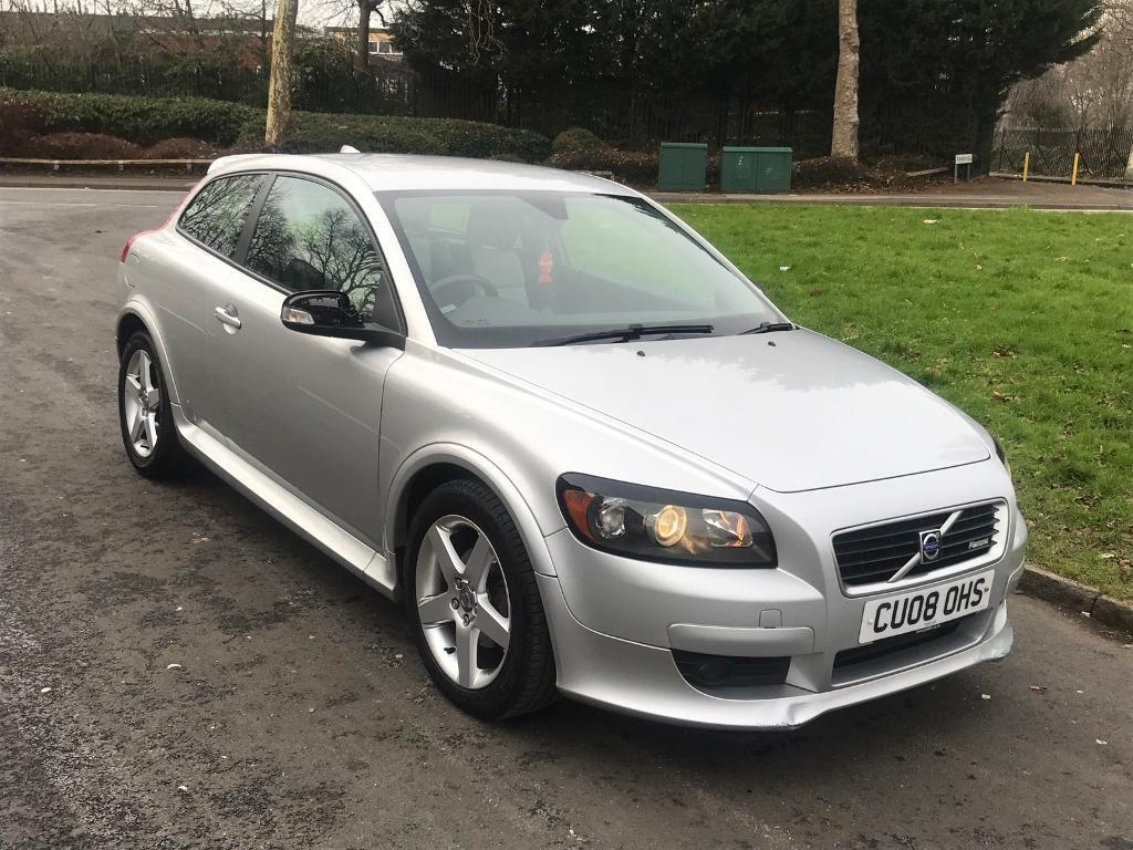volvo c30 r design 1 6 diesel 2008 in birmingham west midlands gumtree. Black Bedroom Furniture Sets. Home Design Ideas
