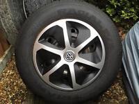 Vw t4 wheels