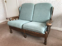 Two seat sofa - matching armchairs available