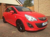 2011 Vauxhall Corsa 1.2 Limited Edition - only 39000 miles