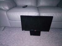 """22"""" LG flatscreen tv"""