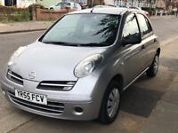 2005 Automatic Nissan micra hpi clear