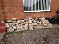 Rubble concrete for free