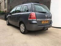 Vauxhall Zafira 2.2 i 16v Life 5dr Automatic   1 Former Keeper   4 Months MOT