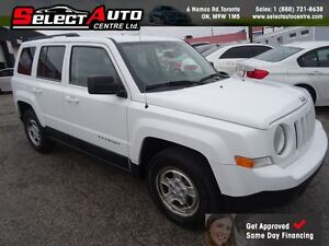 2011 Jeep Patriot Sport/North*NO ACCIDENTS*