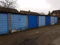 Garages for rent: Exeter Road Hanworth TW13 5NX - ideal for storage, car etc