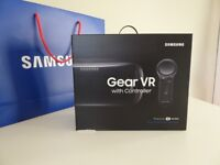 Samsung Gear VR Headset 2017 with Motion Controller Oculus Galaxy S8 S7 S6 Edge