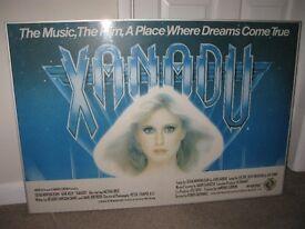 Xanadu Film Poster