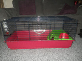 Guinea pig cage / hutch. 100cmx50cmx46cm. Indoor Cage/Hutch