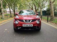 2014 Nissan Juke 1.6 Acenta Premium XTRONIC CVT 5dr | Automatic | Low Miles 11,000 | 2 Keys | Juke