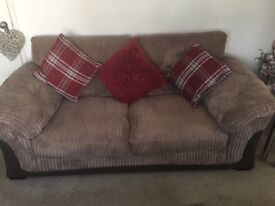 Immaculate Sofa and chair as new