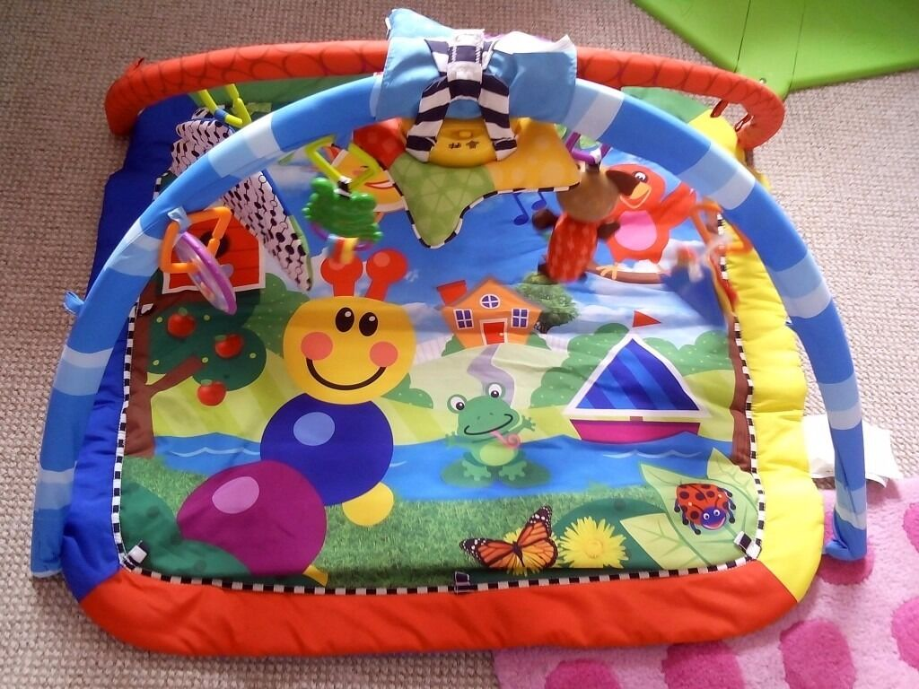 Baby einstein playmat