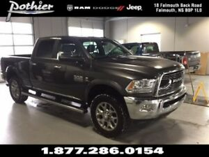 2017 Ram 2500 Longhorn | DIESEL | SUNROOF | REAR PARK ASSIST |