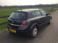 2008 Vauxhall Astra 1,7 litre diesel 5dr 2 owners