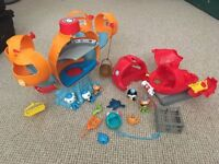Octonauts toys for sale - used but in good condition