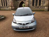 Toyota Aygo 1.0 vvti Manual,Idea first car, £20 pounds a year tax, Cheap to insurance.