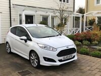 2013 FORD FIESTA ZETEC S 1.0 ECOBOOST (125ps) 3dr - ROAD TAX FREE