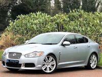 Jaguar XF 5.0 V8 Supercharged XFR 4dr