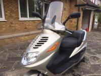 Italjet millennium 100cc scooter. Spares repairs.