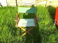 Sun/camping Chair